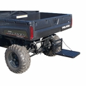 buy discount  UTV Hitch Step Installed
