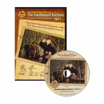 The Conditioned Retrieve Part 1 DVD with Dan Hosford