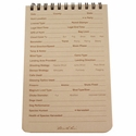 buy discount  Water Fowl Hunting Journal Refill Page Layout