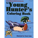 buy discount  Young Hunter's Coloring Book