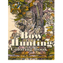 buy discount  Bow Hunting Coloring Book