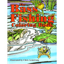 buy discount  Bass Fishing Coloring Book