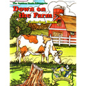 buy discount  Down on the Farm Coloring Book