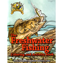 buy discount  Freshwater Fishing Coloring Book