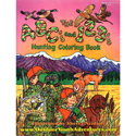 buy discount  ABC's and 123's Hunting Coloring Book