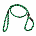 buy discount  Green and Black Whip Lash Slip Lead
