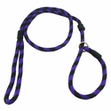 buy discount  Purple and Black Whip Lash Slip Lead