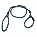 buy discount  Black, Silver, and Blue Whip Lash Slip Lead