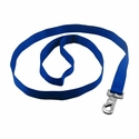 "buy discount  Royal Blue 1"" Snap Leash"