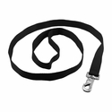 "buy discount  Black 1"" Snap Leash"