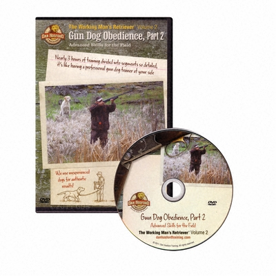 Gun Dog Obedience Part 2 DVD with Dan Hosford