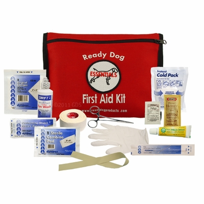 Ready Dog Essentials Canine First Aid Kit