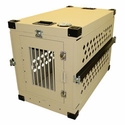 buy discount  X-Large Impact Collapsible Aluminum Dog Crate