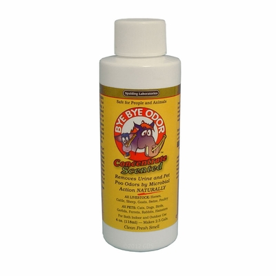 Spalding Bye Bye Odor Concentrate -- 4 oz. Bottle Scented