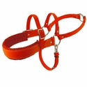 buy discount  Orange Padded TufFlex Roading Harness