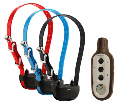 Garmin Delta Remote Training Collar 3-dog