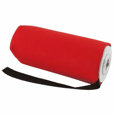 Red Canvas Launcher Dummy with Tail