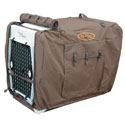 buy discount  Extra Large Brown Bedford Uninsulated Kennel Cover by Mud River