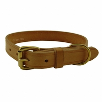 buy discount  K-9 Komfort 1 in. Old Time Harness Leather Standard Dog Collar