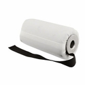 buy discount  DT Systems Super Pro Feather-Weight 6 in Bright White Flutter Launcher Dummy with Black Streamer