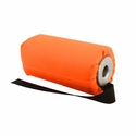 buy discount  DT Systems Super Pro Feather-Weight 6 in Blaze Orange Flutter Launcher Dummy with Black Streamer