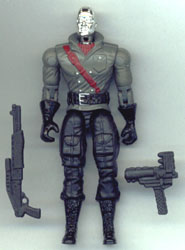 GI JOE Destro (venom)(loose) GI Joe Action Figures & G.I. Vintage Toys at Guru-Planet