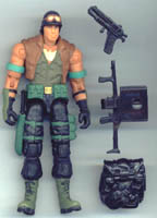 GI JOE Dart (green)(new) GI Joe Action Figures & G.I. Vintage Toys at Guru-Planet