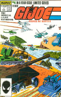 GI JOE Order of Battle Handbook #4 GI Joe Action Figures & G.I. Vintage Toys at Guru-Planet