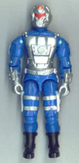GI JOE Cobra Sub Viper (2001)(loose) GI Joe Action Figures & G.I. Vintage Toys at Guru-Planet