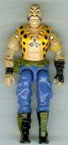 GI JOE Gnawgahyde (figure) GI Joe Action Figures & G.I. Vintage Toys at Guru-Planet