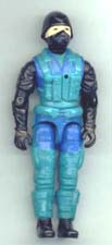 GI JOE Cobra Trooper (custom) GI Joe Action Figures & G.I. Vintage Toys at Guru-Planet