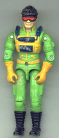 GI JOE Toxo Low-Light (figure) GI Joe Action Figures & G.I. Vintage Toys at Guru-Planet