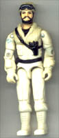 GI JOE 1985 Frostbite (figure) GI Joe Action Figures & G.I. Vintage Toys at Guru-Planet