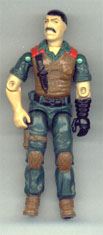 GI JOE 1984 Mutt (figure) GI Joe Action Figures & G.I. Vintage Toys at Guru-Planet