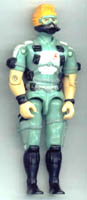 GI JOE 1986 Wet Suit v1 (figure) GI Joe Action Figures & G.I. Vintage Toys at Guru-Planet