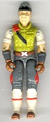 GI JOE Cross Country (loose) GI Joe Action Figures & G.I. Vintage Toys at Guru-Planet
