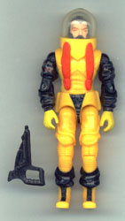 GI JOE Cobra Secto-Viper (loose) GI Joe Action Figures & G.I. Vintage Toys at Guru-Planet