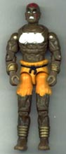 GI JOE Street Fighter Dhalsim (figure) GI Joe Action Figures & G.I. Vintage Toys at Guru-Planet