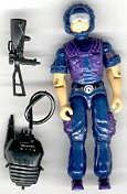 GI JOE Cobra Tele-Viper (loose) GI Joe Action Figures & G.I. Vintage Toys at Guru-Planet