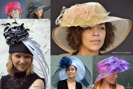 Church Hats - Easter Hats