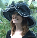 Organza  Hat for the Kentucky Derby