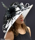 Feather Extravaganza Hat