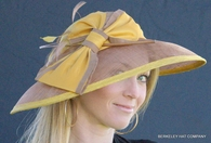 Sinamay Kentucky Derby Hat