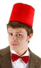 Dr.Who Fez and Bowtie Set<br>Officially Licensed