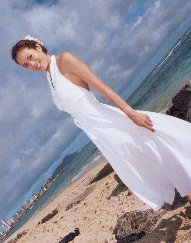 About Our Hawaiian Wedding Dresses