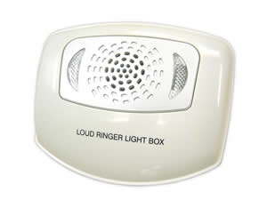 Future-call Loud Ringer Light Box