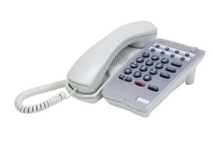 Nec Dsx Systems Dtr-1hm-1 Single Line Phone - White