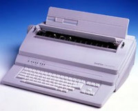Brother EM-530 Electronic Typewriter with 90,000 Word Spell Checker
