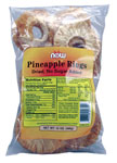 Pineapple Rings Unsweetened - 12 oz.