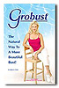 Herbal Grobust - The Natural Way to a More Beautiful Bust Through Herbal Hormone Balancing, By Martha M. Christy & Angela Harris